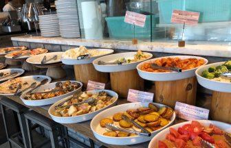 姫路駅前イタリアンバイキング!キュオレ姫路2階にあるサルバトーレクオモでランチビュッフェ食べてきた