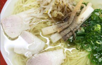 姫路で麺の気分だったので新生軒で中華そば食べてみたら!?