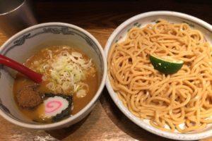 姫路駅前みゆき通りのラーメン屋「六三六」のつけ麺がやっぱり美味い!