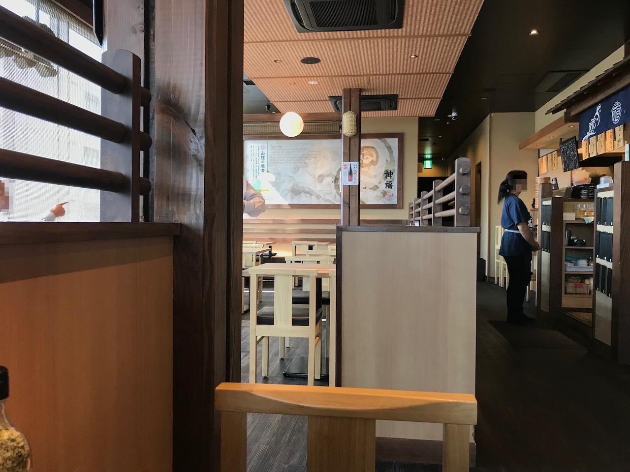 姫路駅前で激ウマ海鮮丼ランチ!キュエル姫路5階の「天ぷら海鮮 神福(かみふく)」がイケてる
