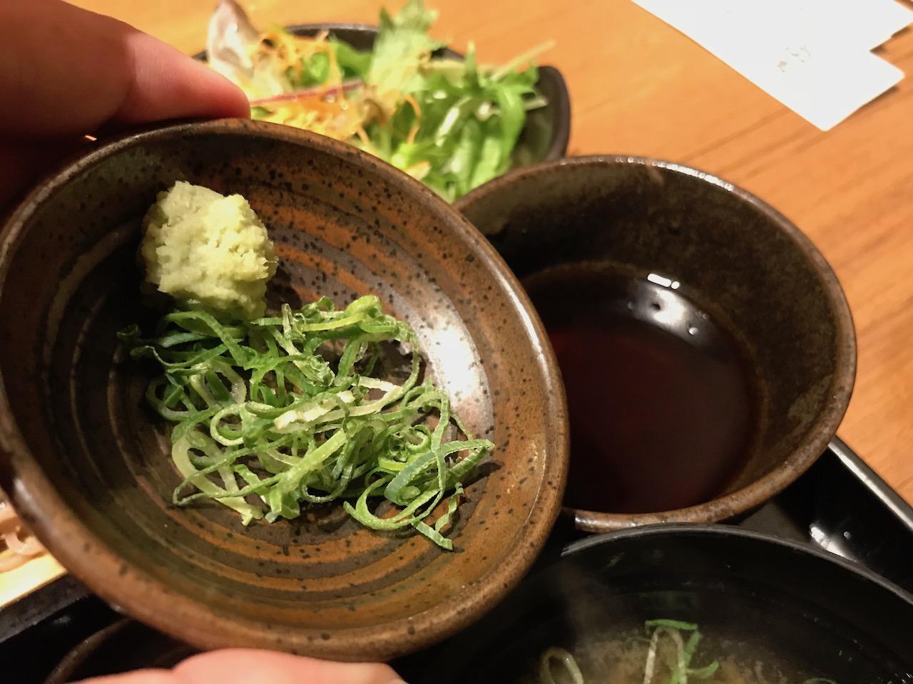 姫路駅前みゆき通りにある海鮮料理「薩摩漁鮮水産」で日替わりランチ食べてきた
