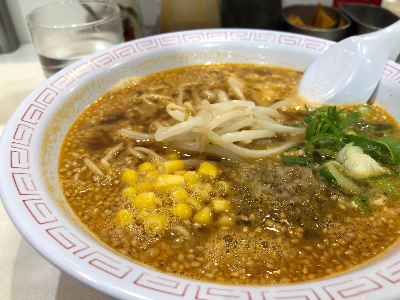 姫路市民全員が愛してきた御座候の担々麺!毎日食べても飽きない