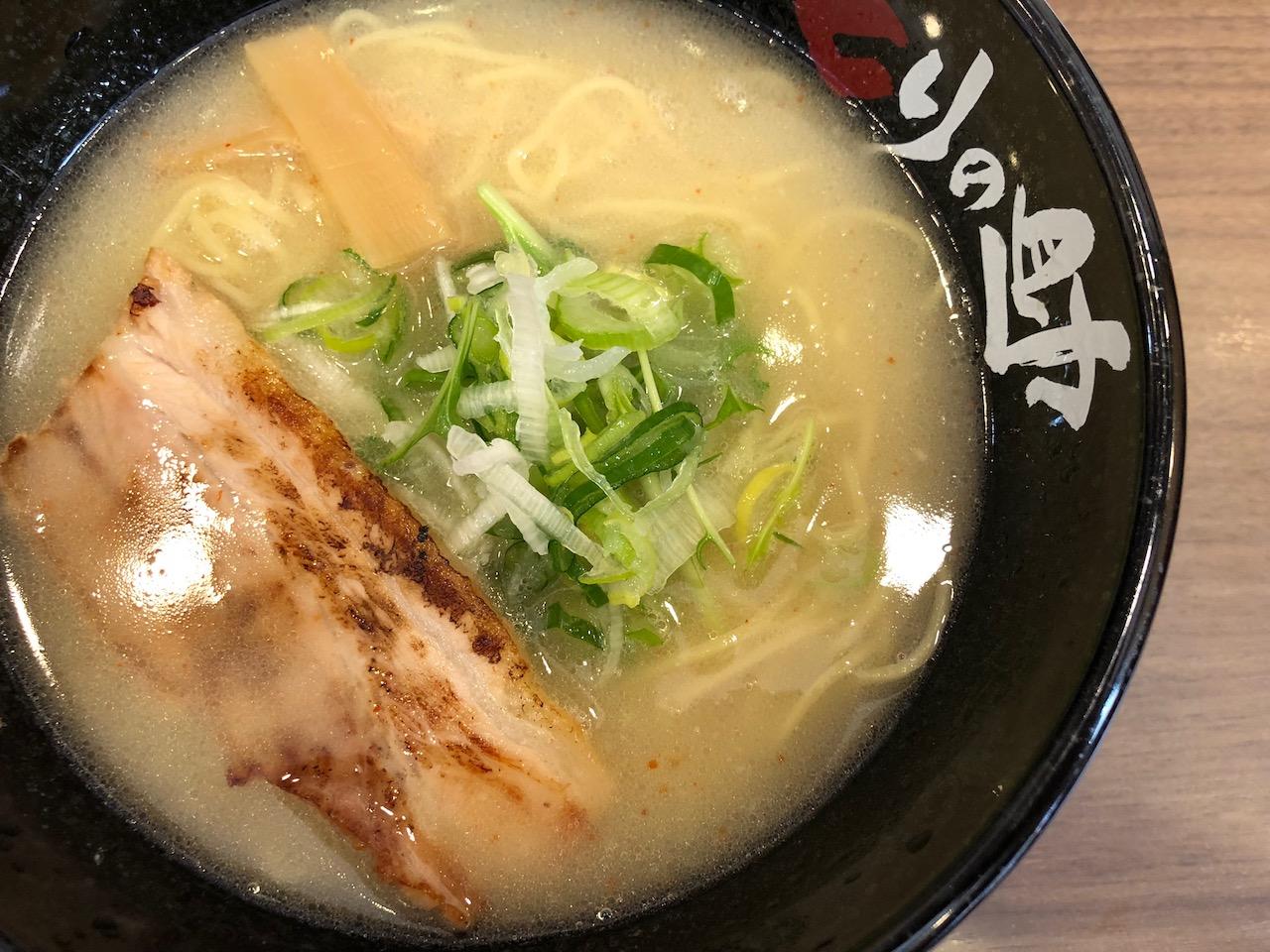 姫路駅前のラーメン屋「とりの助」はザ・鶏ガラでした!お得なランチメニューもアリ