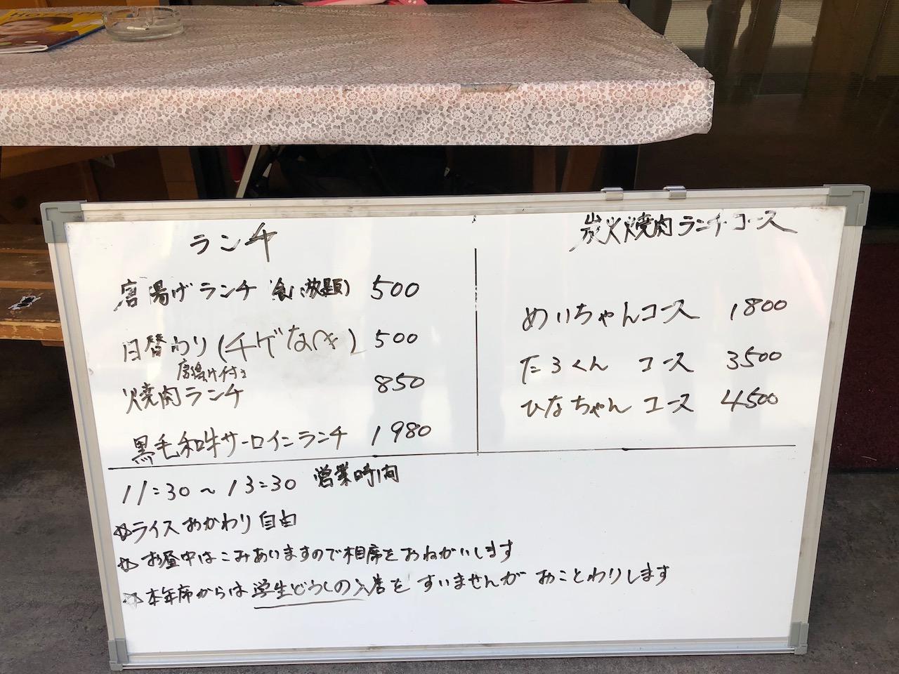 牛凪のチゲ鍋ランチがワンコインなのに美味すぎて寒い日に最高過ぎる!
