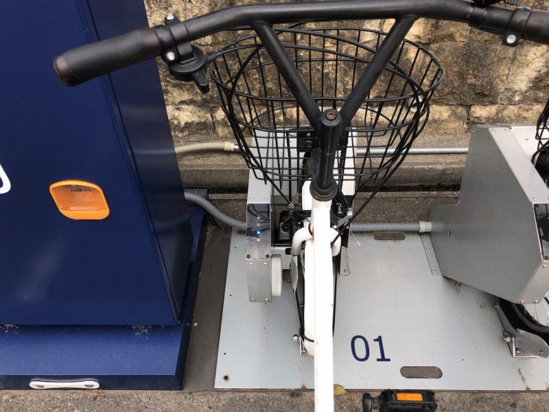 姫路のレンタサイクル 姫ちゃりの乗り心地と無料乗り継ぎ&返却方法