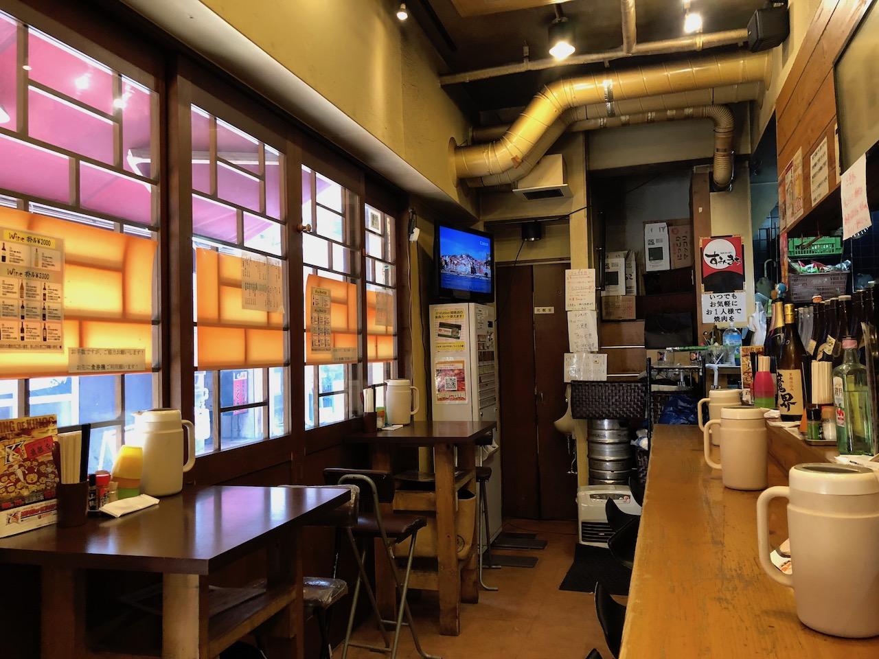 早速のリピート...姫路駅前の焼肉屋さん「すみきち」で今度はランチにカルビ丼食べてみたら・・・