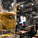 平日昼間っからビール飲むなら姫路駅前地下街グランフェスタの鶴亀八番