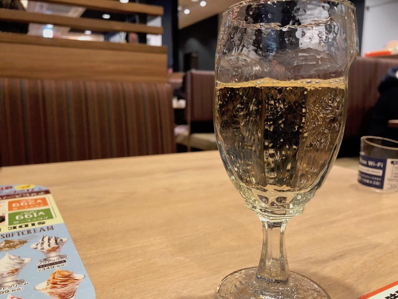 困った時の激安ランチ!ガストの日替わりランチは499円ですよ!グラスワイン99円もお忘れなく!