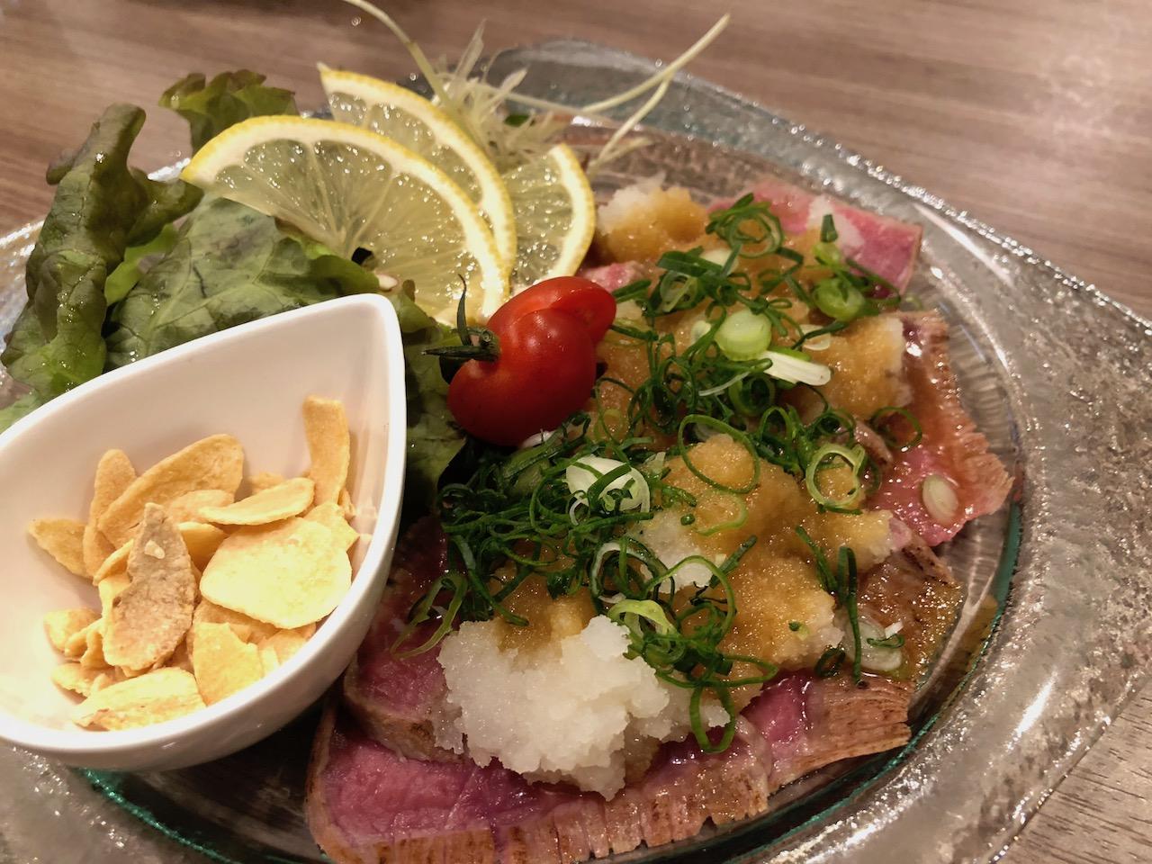 JR姫路駅南すぐの居酒屋「酒神楽(さかぐら)」が美味しかった!全部おいしい!