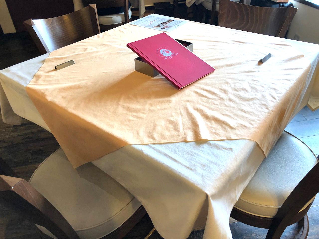 山陽百貨店西館6階の炭焼イタリアン Ristorante Antico Albergo(アンティーコ アルベルゴ)のランチが安くて美味い