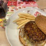 フェスタのガストで食べたガストバーガーが悶絶レベルですごいぞ!