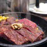 三宮にできた「いきなりステーキ」でワイルドステーキ300g食べてきた!なんじゃこりゃ〜〜〜